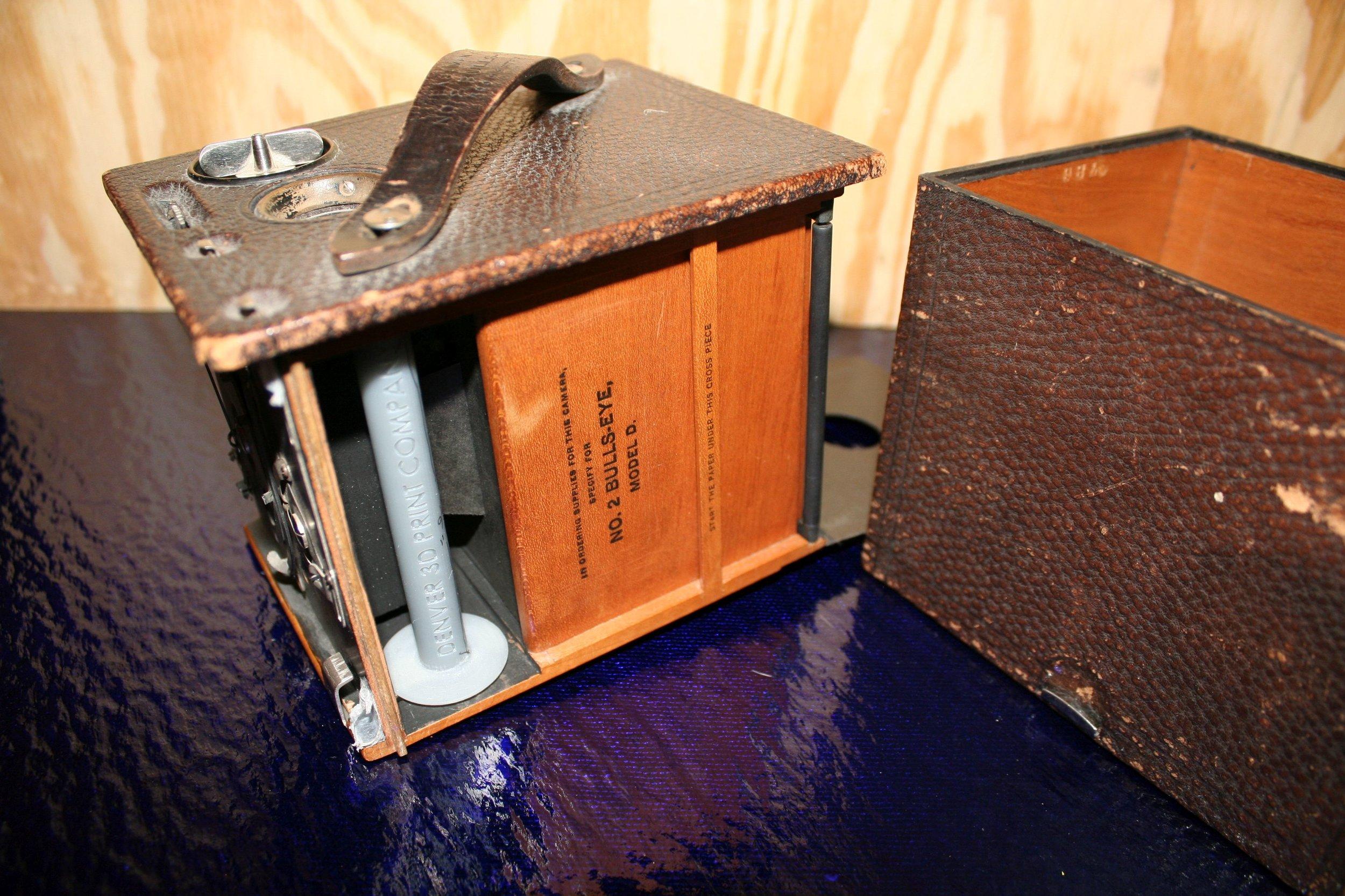 Spool Replacement for 1800's Kodak Camera