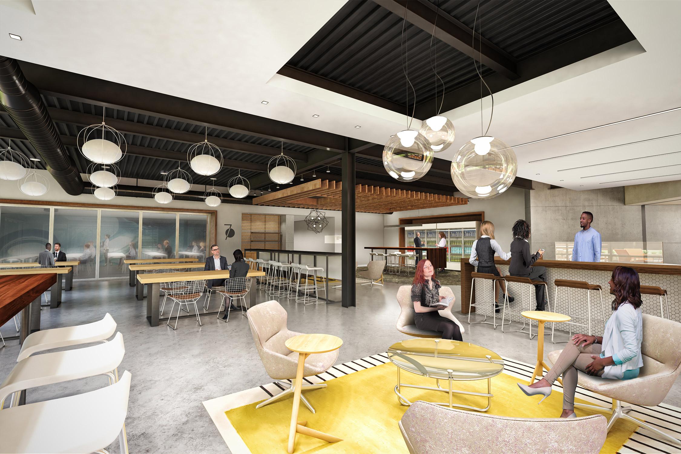 Corporate Lobby Renovation
