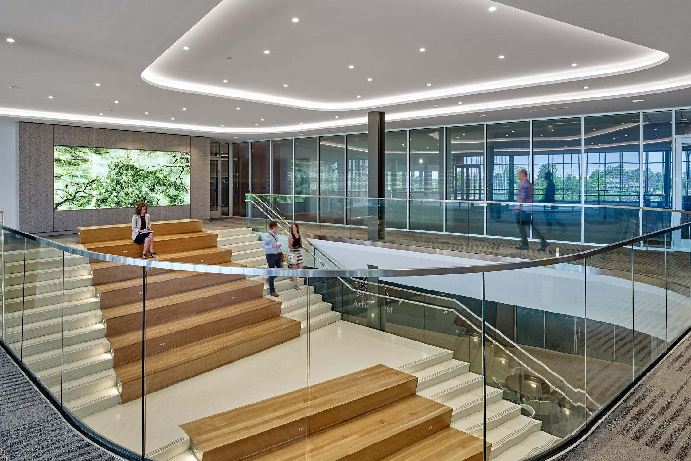 New Interior Amenities