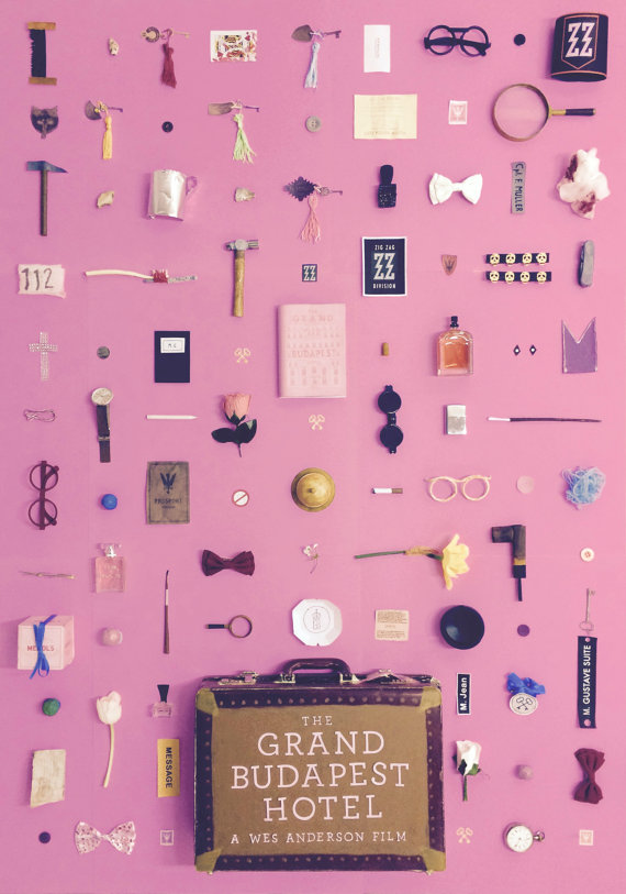 The Grand Budapest Hotel (2014), Wes Anderson