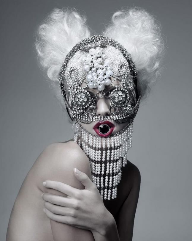 Beautiful Monster_Paco Peregrín