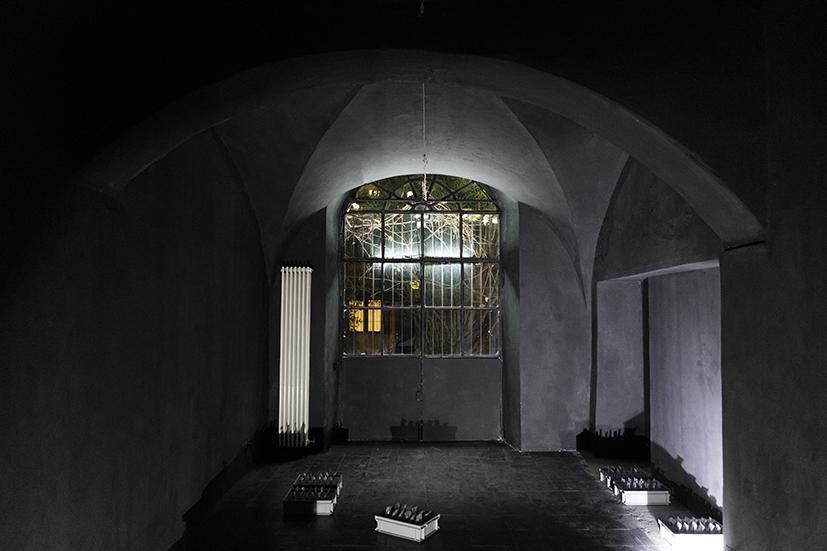 DITTO, Blind Date, 2017-2018, vista de exposición, CURRENT, Milán, Italia