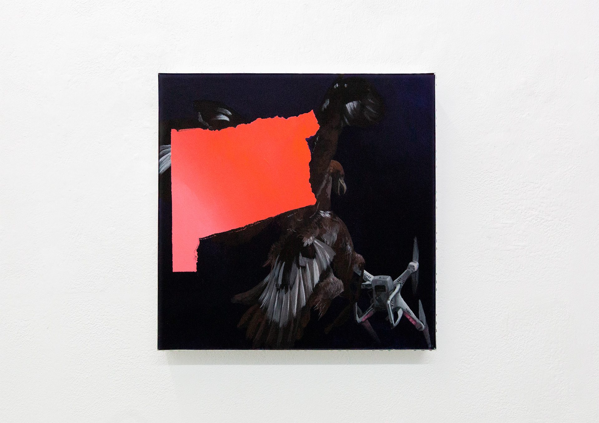 11 Andrea Martinucci - Glory Black Hole, exhibition view, Dimora Artica (ph Andrea Cenetiempo).jpg