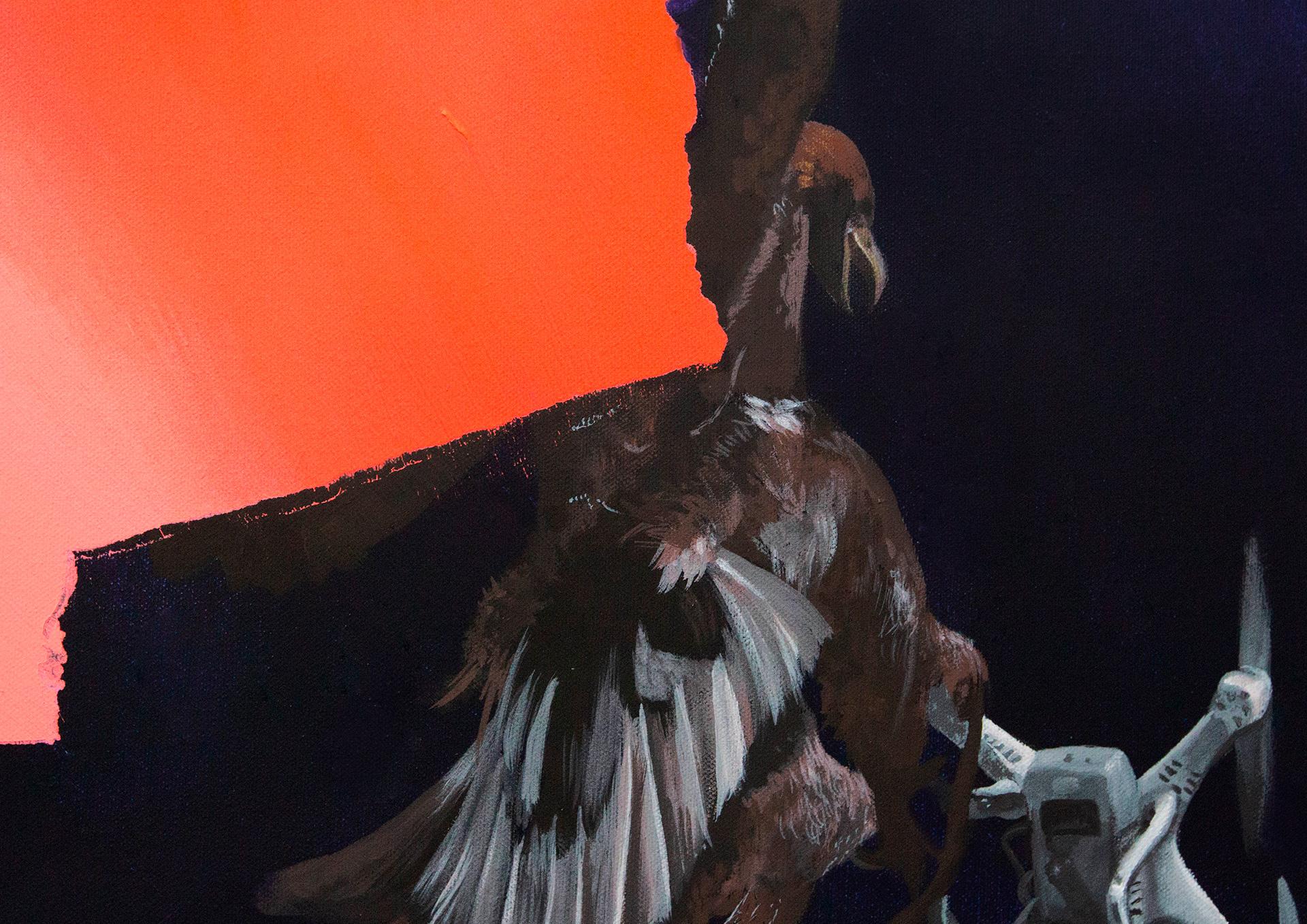 13 Andrea Martinucci - Glory Black Hole, exhibition view, Dimora Artica (ph Andrea Cenetiempo).jpg