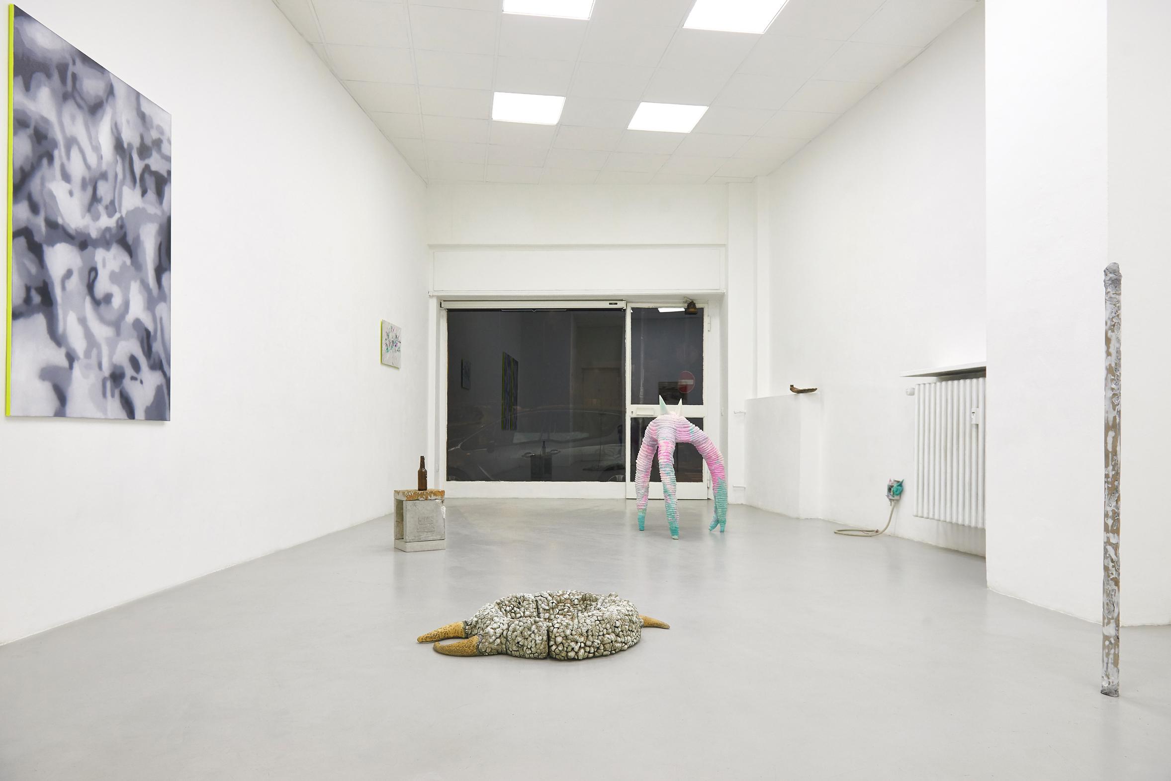 30 Screen Tearing. Exhibition view. Dimora Artica (ph Michele Fanucci).jpg