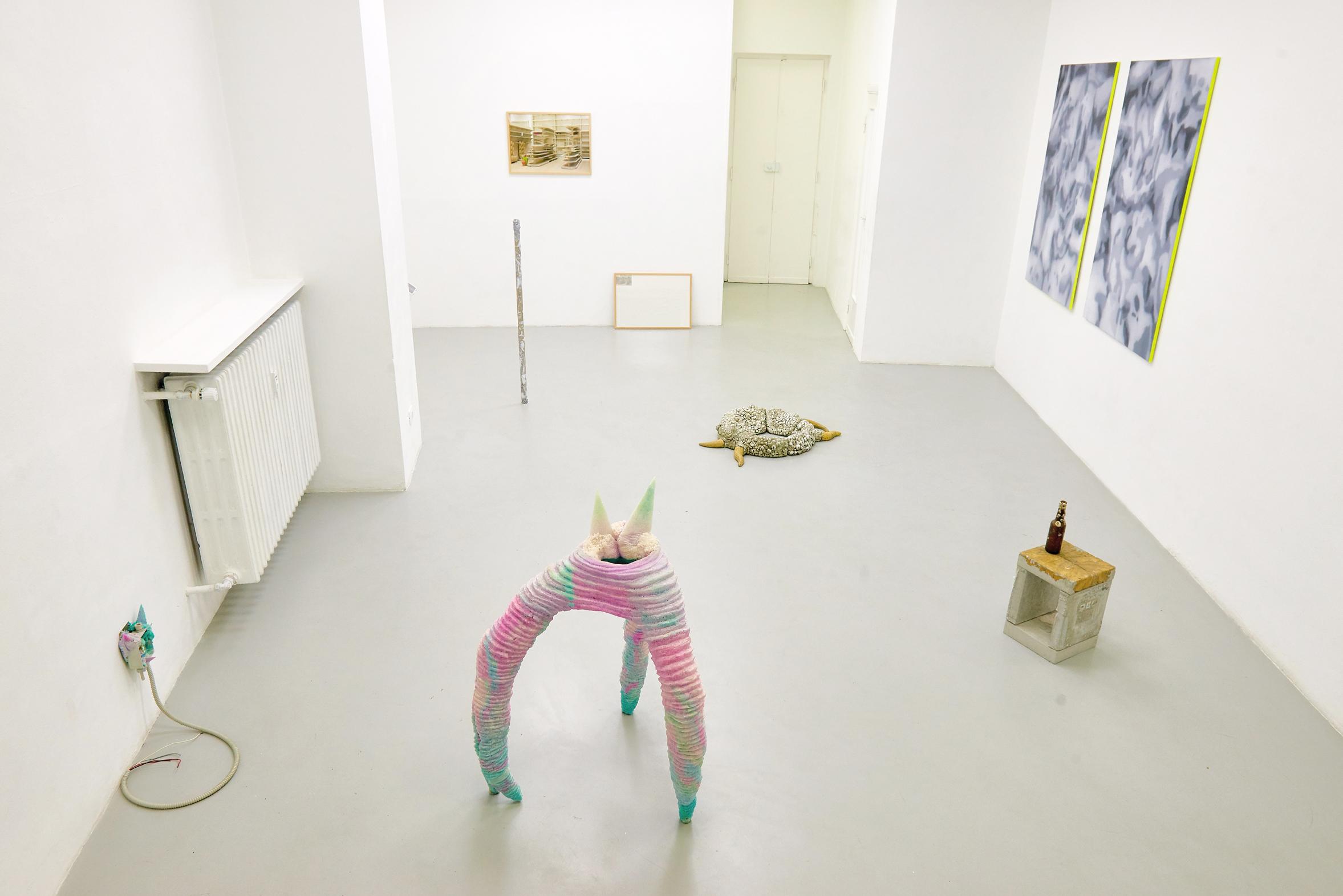 31 Screen Tearing. Exhibition view. Dimora Artica (ph Michele Fanucci).jpg