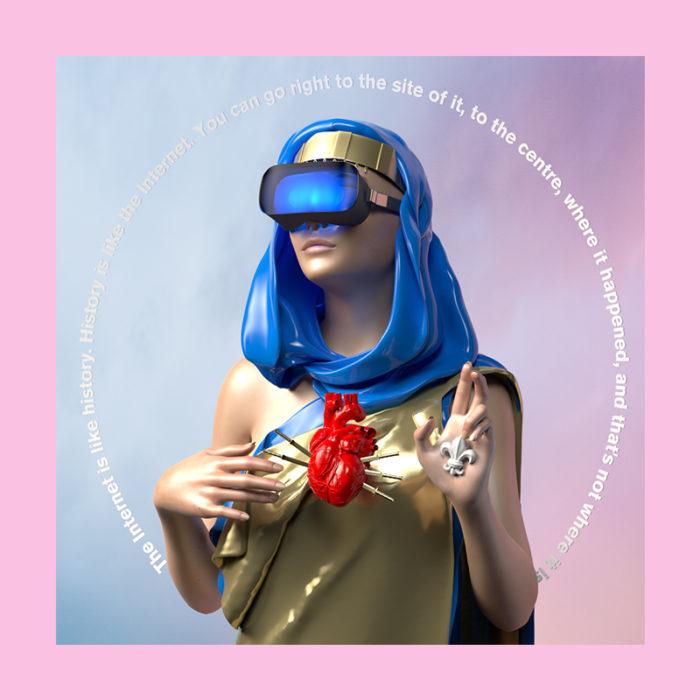 The hype machine — [ANTI]MATERIA