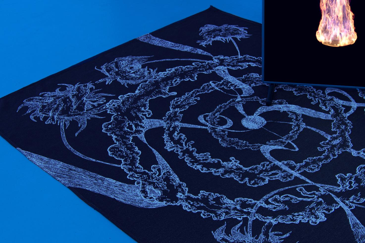 9 Paolo Brambilla - Fiordiluna, exhibition view, Dimora Artica.jpg