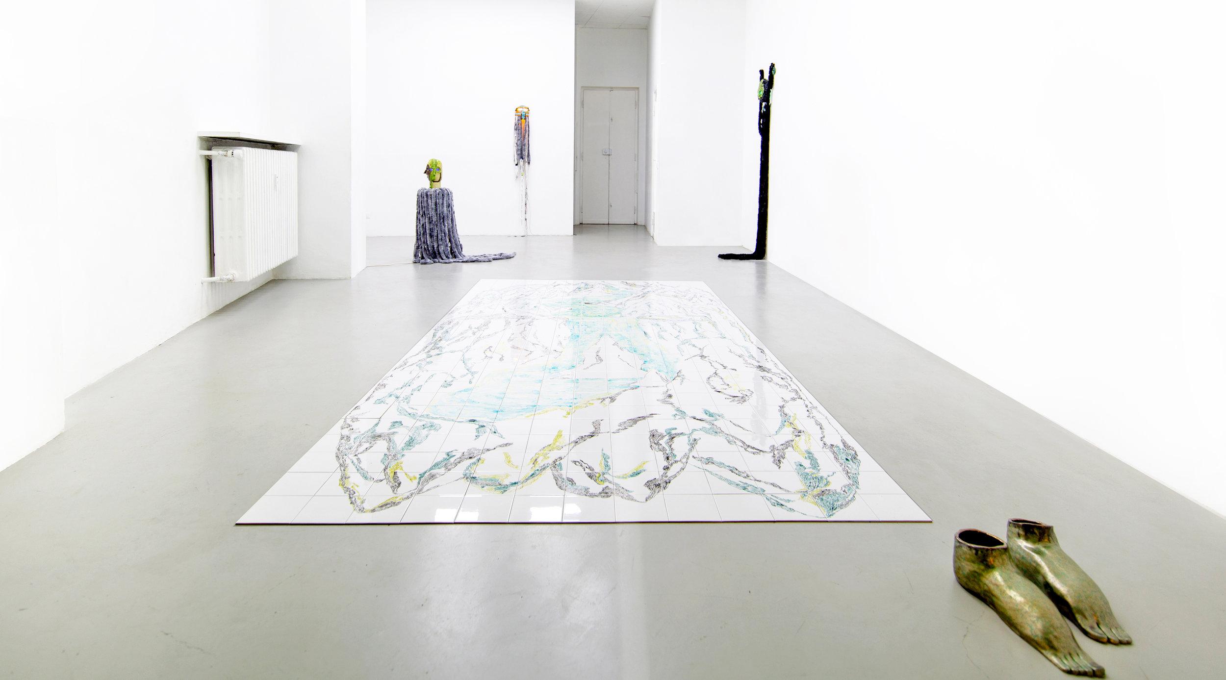2 Giusy Pirrotta TAIXUNIA exhibition view, Dimora Artica.jpg