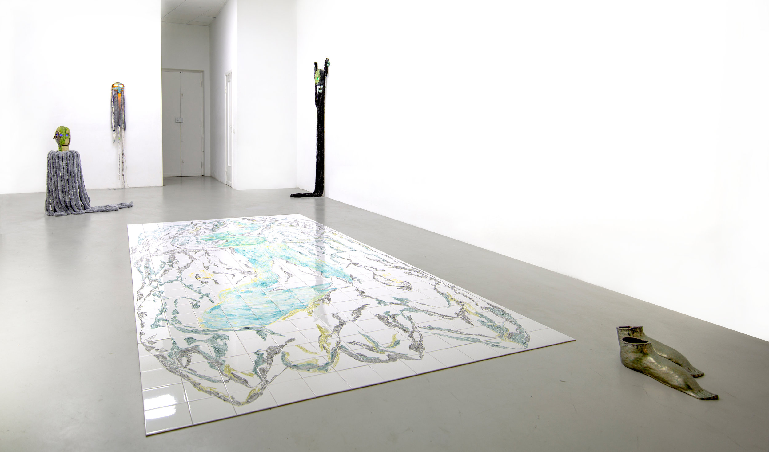 1 Giusy Pirrotta TAIXUNIA exhibition view, Dimora Artica.jpg