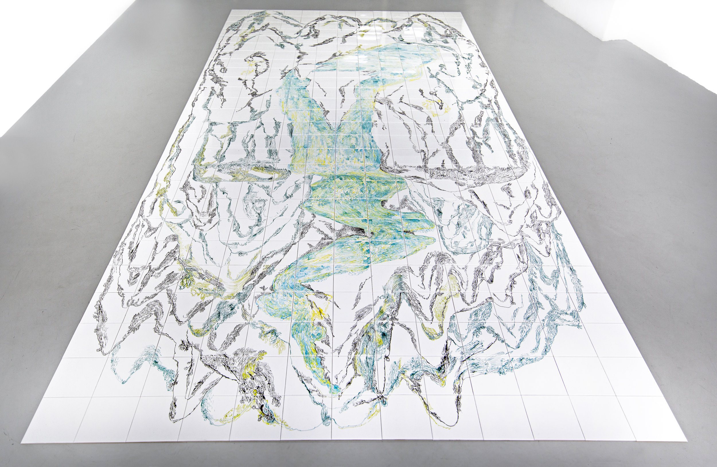 3 Giusy Pirrotta TAIXUNIA exhibition view, Dimora Artica.jpg