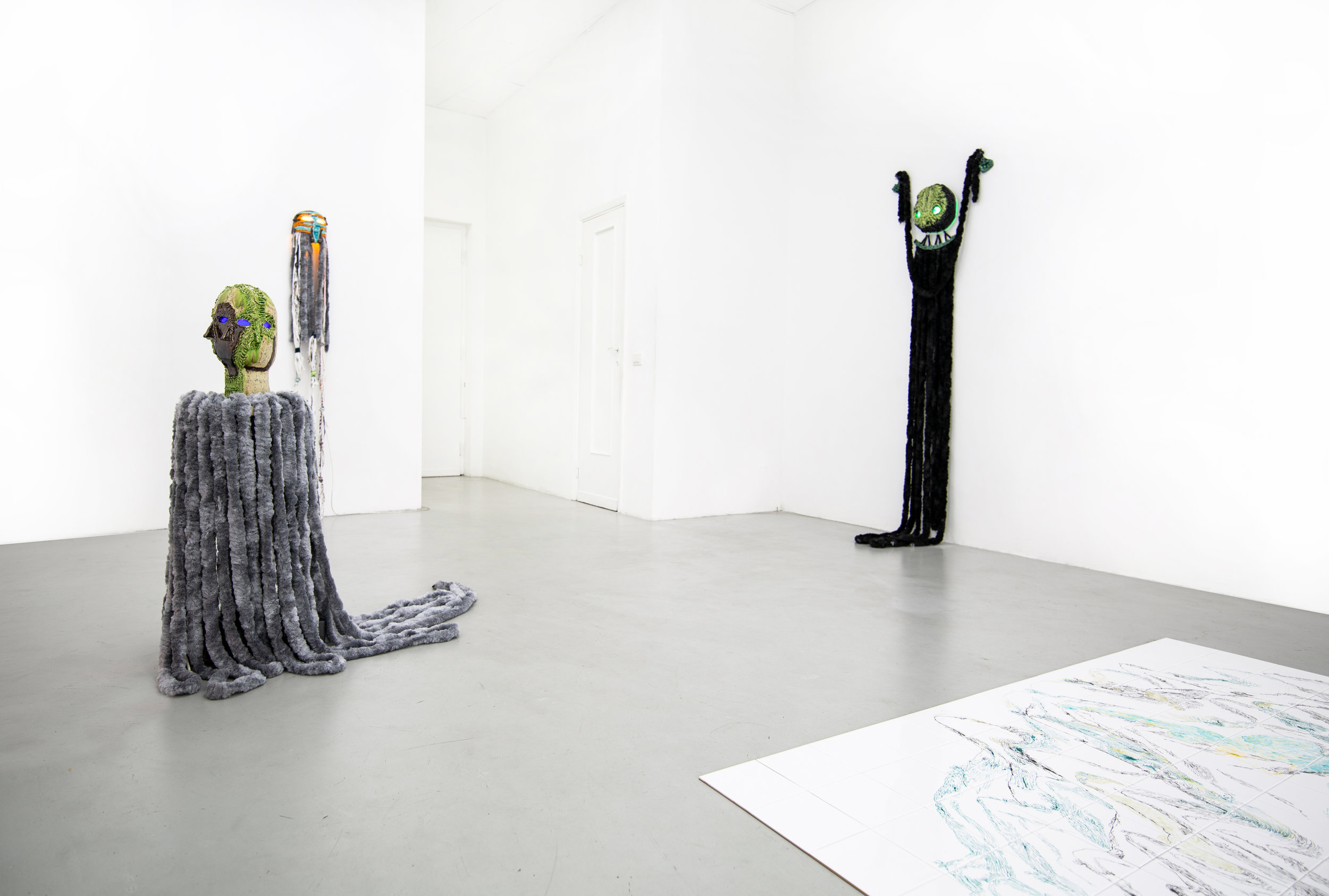 8 Giusy Pirrotta TAIXUNIA exhibition view, Dimora Artica.jpg