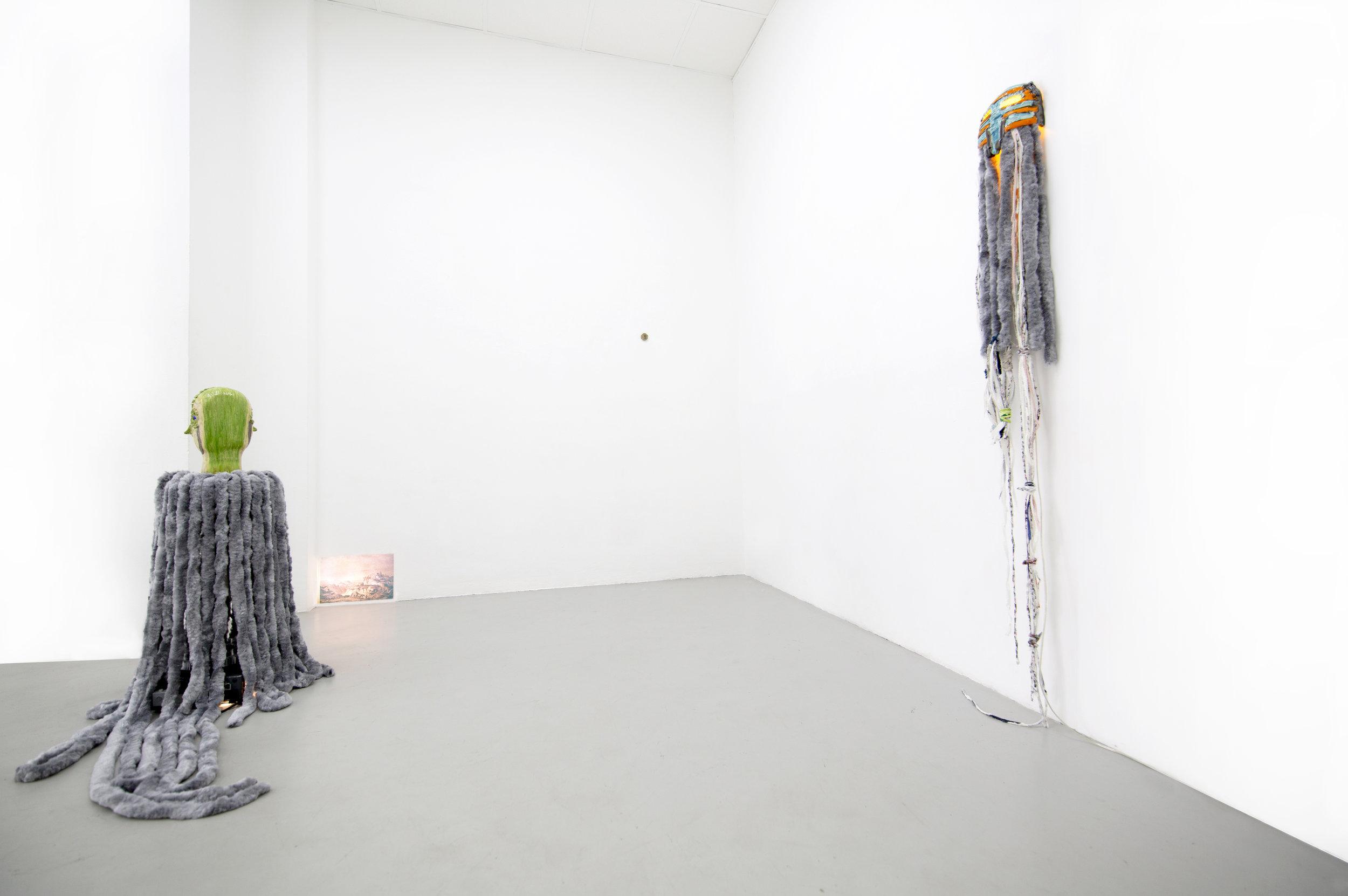 10 Giusy Pirrotta TAIXUNIA exhibition view, Dimora Artica.jpg