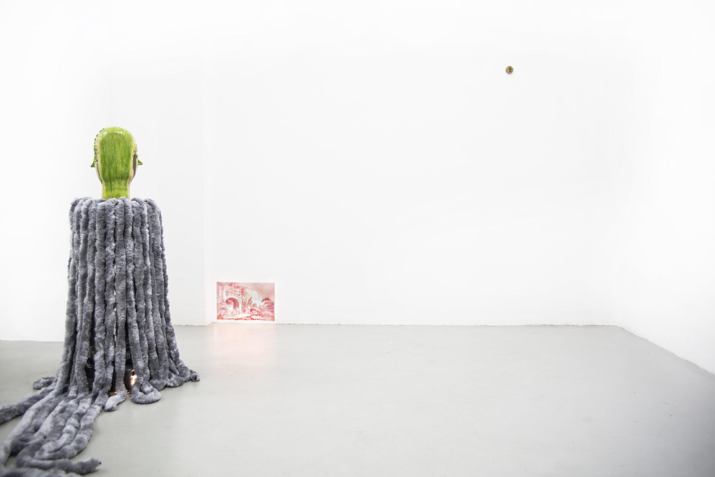 11 Giusy Pirrotta TAIXUNIA exhibition view, Dimora Artica.jpg
