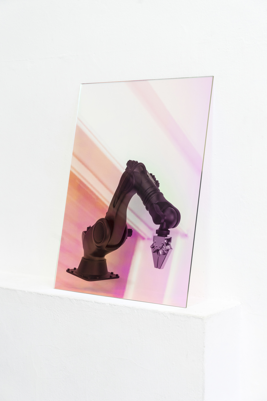5 Paulo Arraiano, Sensorial Divinities. 2019. Exhibition view. Dimora Artica (ph Cesare Lopopolo).jpg