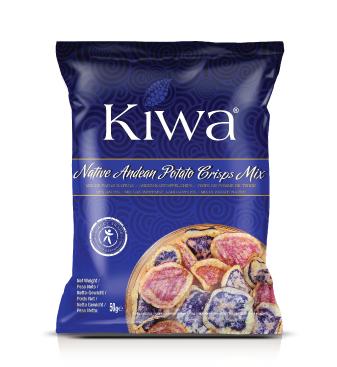 Kiwa Native Andean Potato Chips Mix