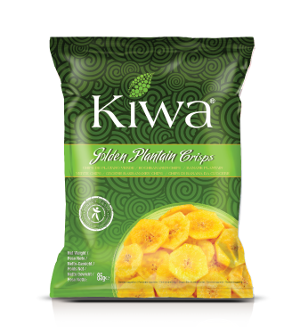 Kiwa Golden Plantain Chips