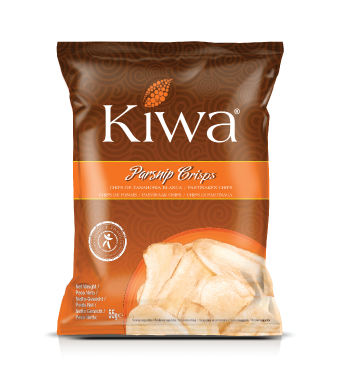 Kiwa Parsnip Chips