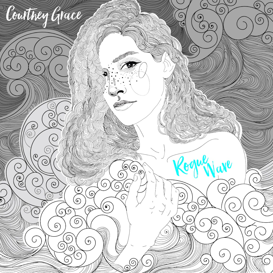 Rogue Wave EP - Courtney Grace