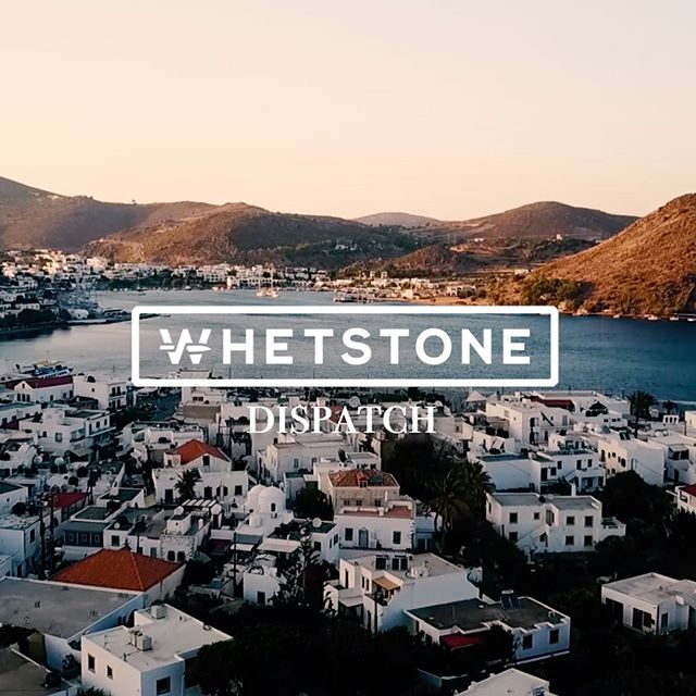 Whetstone Dispatch: Patmos, Greece -- now live on all of our platforms.⁣ ⁣ On the small Greek island in the Aegean Sea, the fisherman of Patmos maintain their trade and way of life selling fish to the people and restaurants of their village, not commercial boats. A quick session with those who know these waters best in our latest #WhetstoneJournal installment. #Σκάρος (Parrotfish), sea urchin and much more on our latest #WhetstoneDispatch. Head to our Youtube channel, IGTV, or the link in our bio to watch the full video.⁣ ⁣ #WhetstoneDispatch⁣ #OriginForaging⁣ #Greece⁣ #Patmos⁣ #FoodCulture⁣ #MediterraneanMoray⁣ #SlipperLobster⁣ #Fishing⁣ ⁣ (Photo Credit: @mrdavidp )