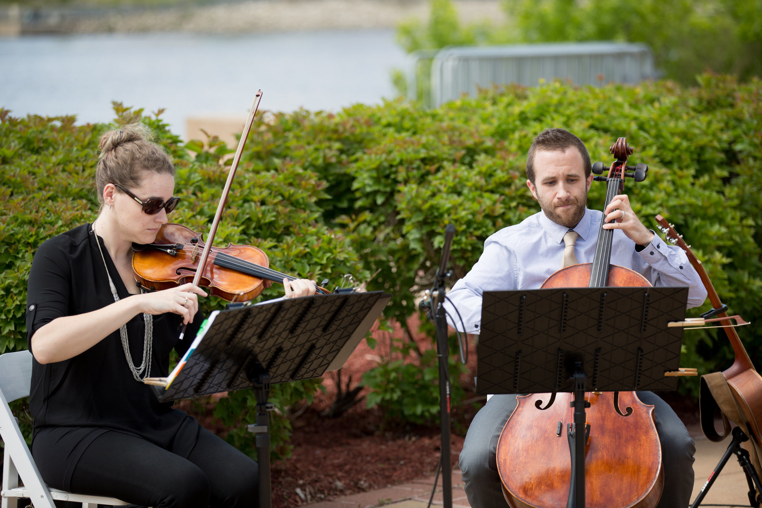 Mill City Strings By Request: Duo.