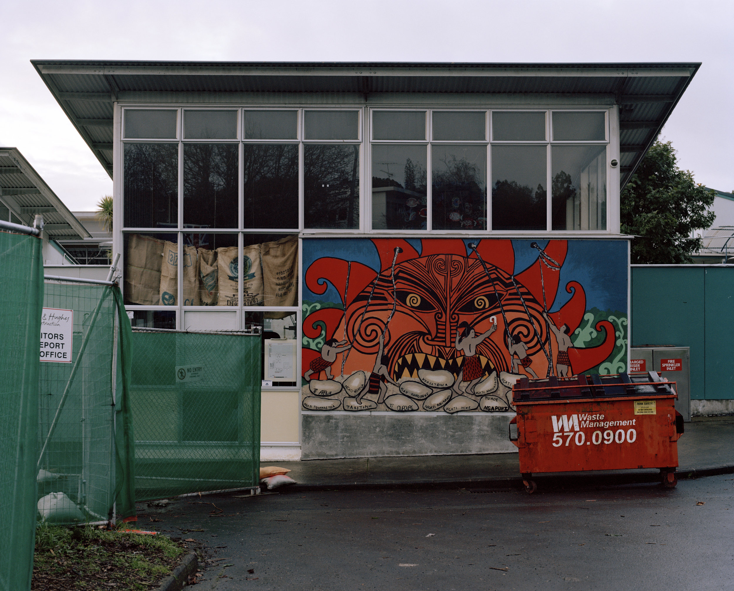 Freemans Bay School, 2016