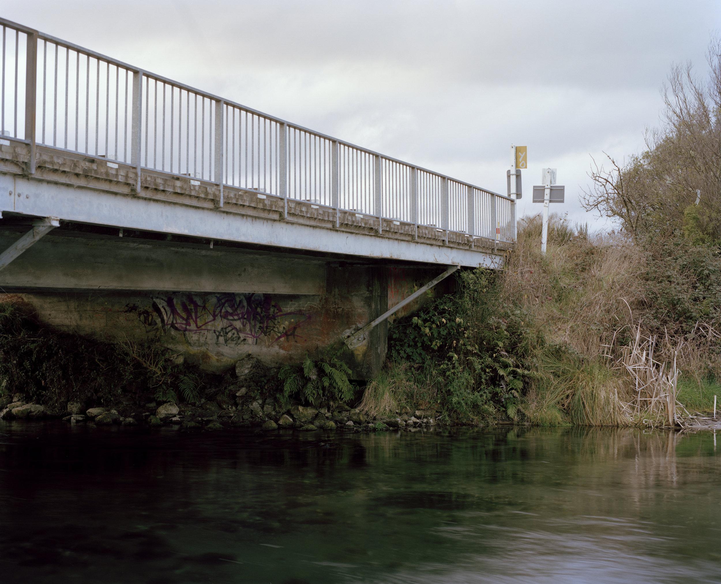Waitahanui Stream,2013