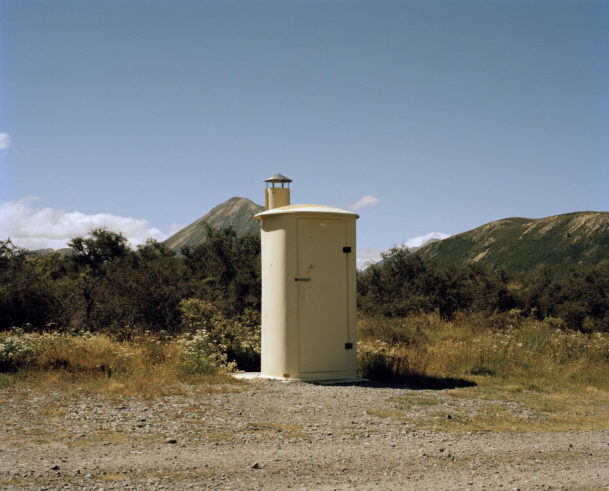 Moana Rua Wildlife Refuge, Great Alpine Highway, 2013