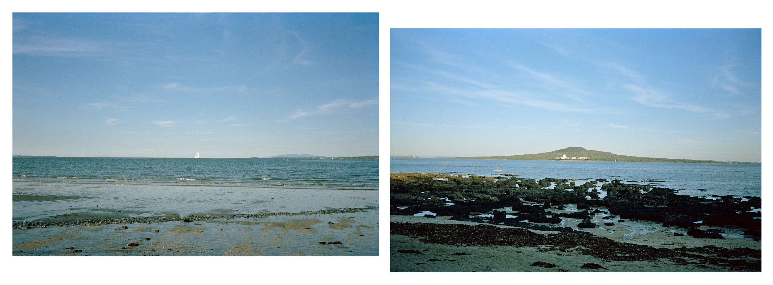 Ships (Diptych)