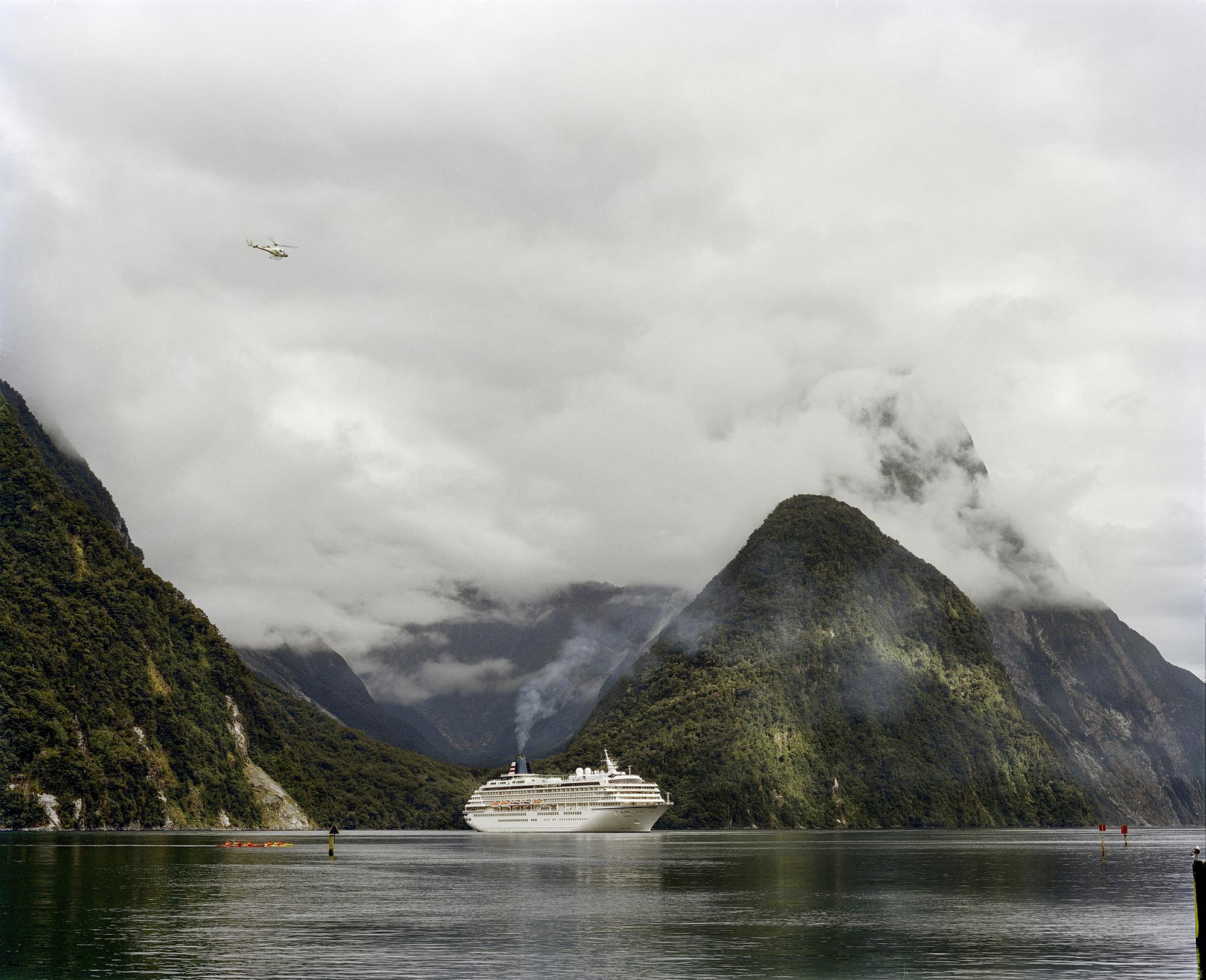 Te Wahipounamu World Heritage Area, 2015