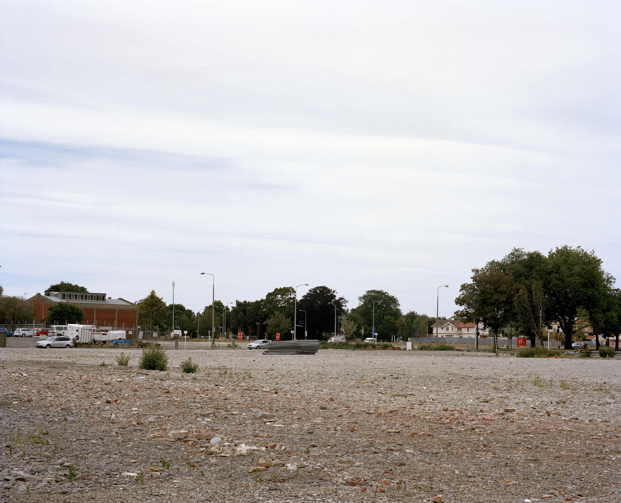 Christchurch Central, 2013