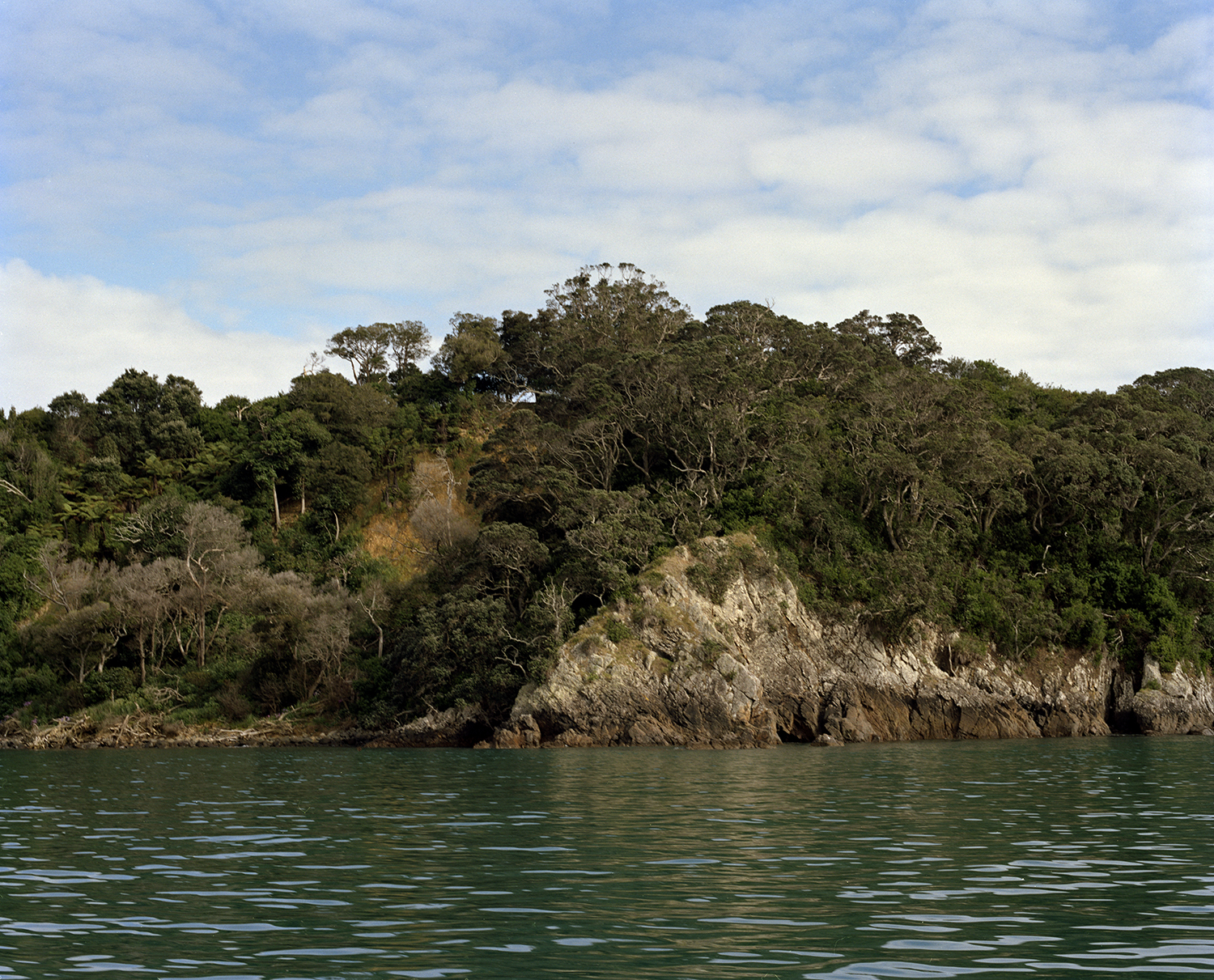 The Hauraki Gulf Watershed #2 26 minutes 1080p projection