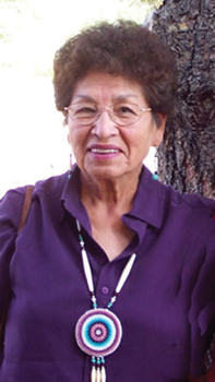 Stella Long, Choctaw Storyteller