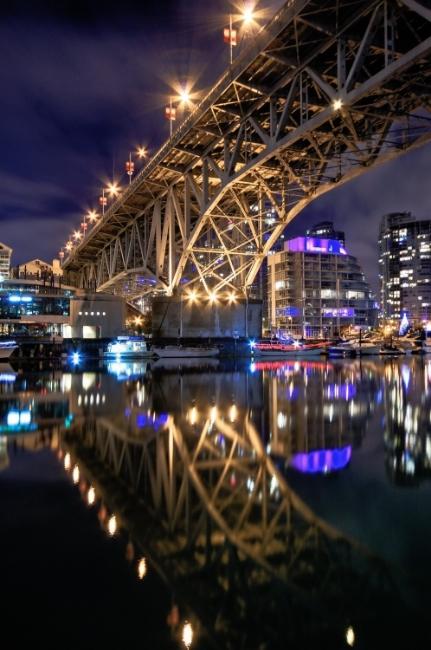 ~~~~The Granville Street Bridge~~~~