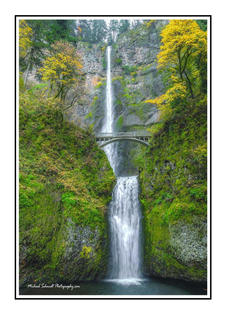 2013-10-26 Oregon Multnomah Falls 01-12