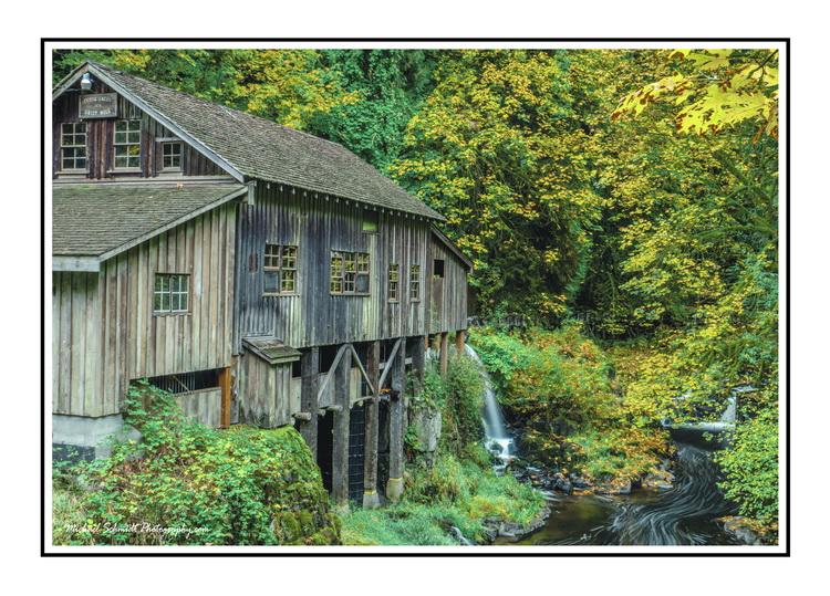 2014-10-12 Washington Woodland Cedar Creek Grist Mill 01c