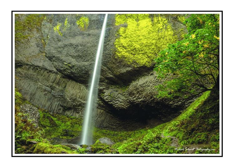 2014-10-12 Oregon Gorge Latourell Falls-16
