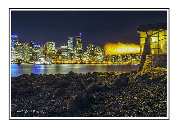 2015-03-02 Vancouver Stanley Park 9 O'Clock Gun-1