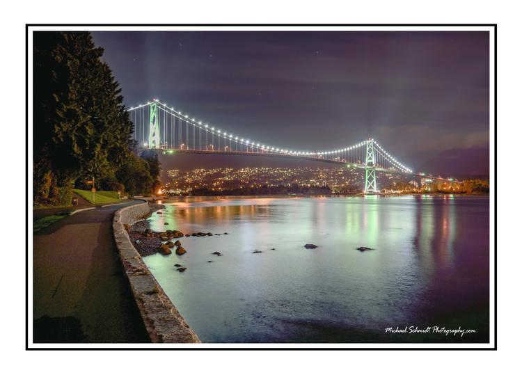 2013-09-23 Vancouver Stanley Park Lion's Gate Bridge-1