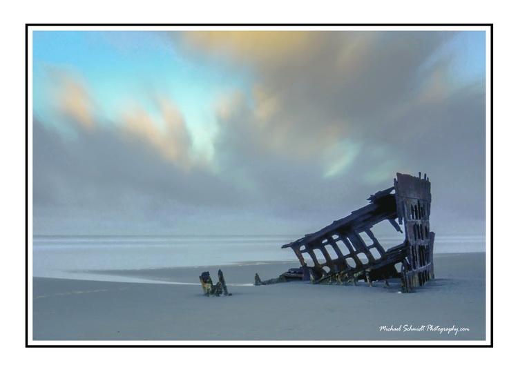 2014-10-11 Oregon Warrenton Peter Iredale Shipwreck -9