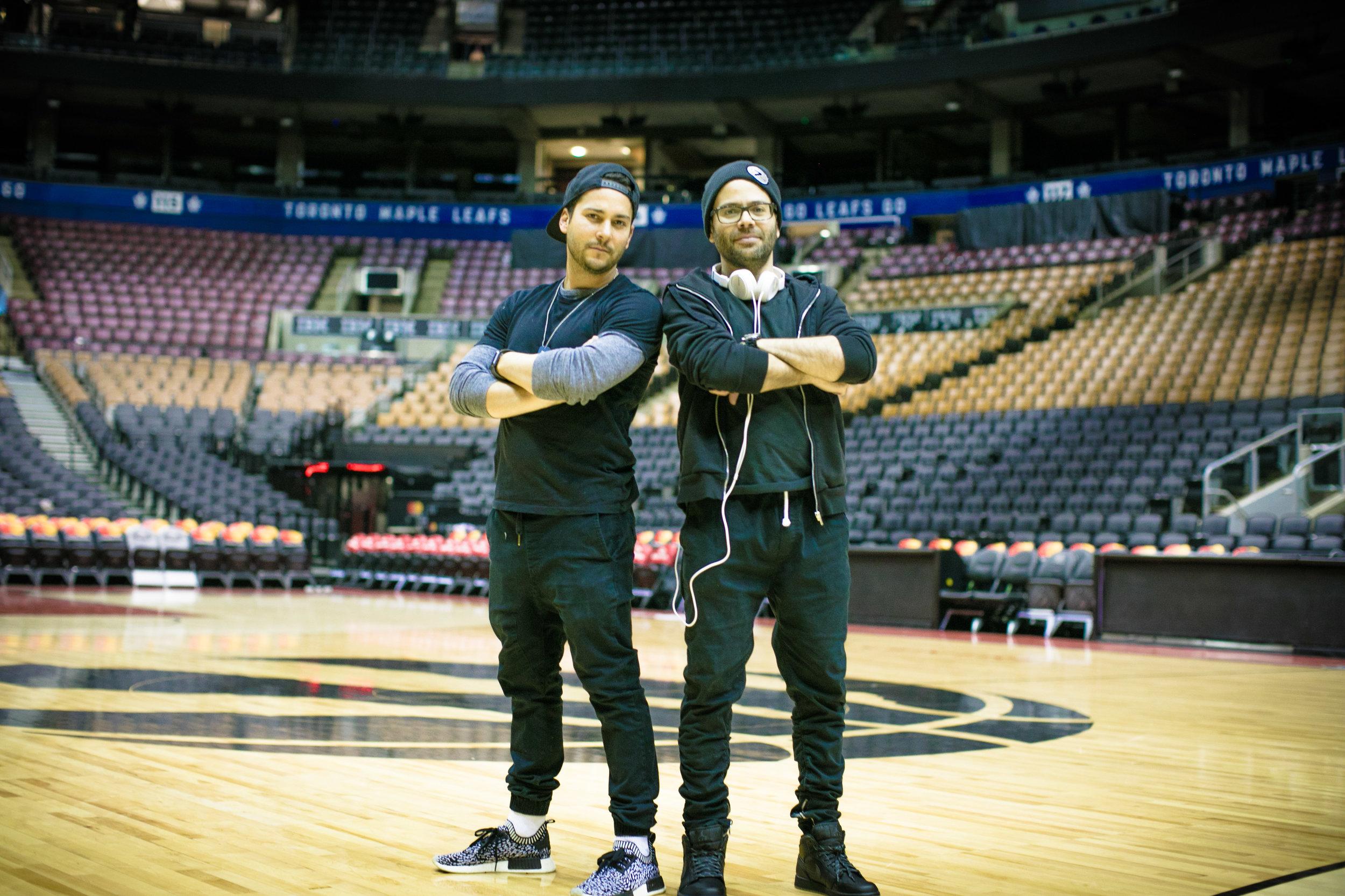 Thrillusionists BTS - Day 3 - Air Canada Centre-14.jpg