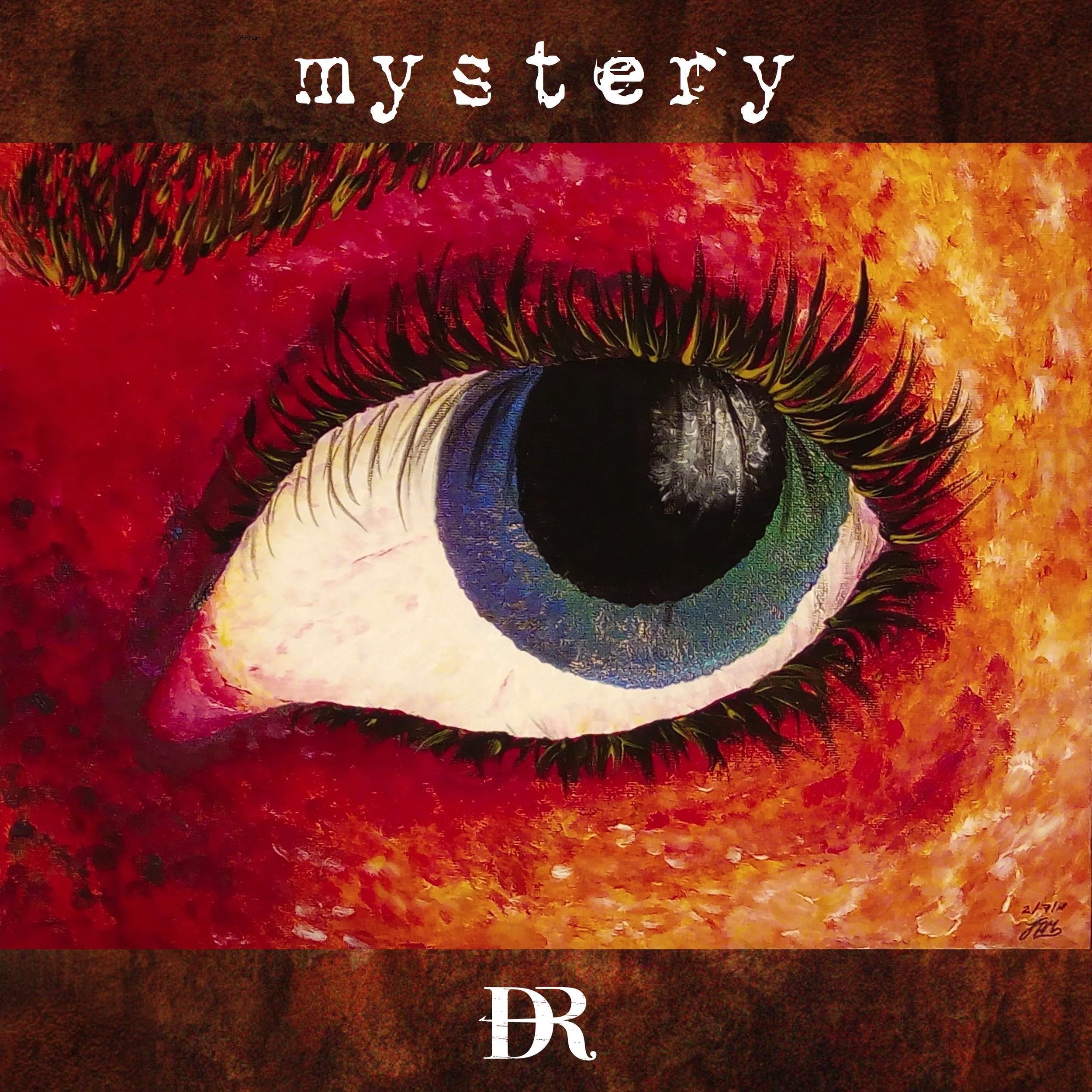 MYSTERY - Single - Released 27 July 2018