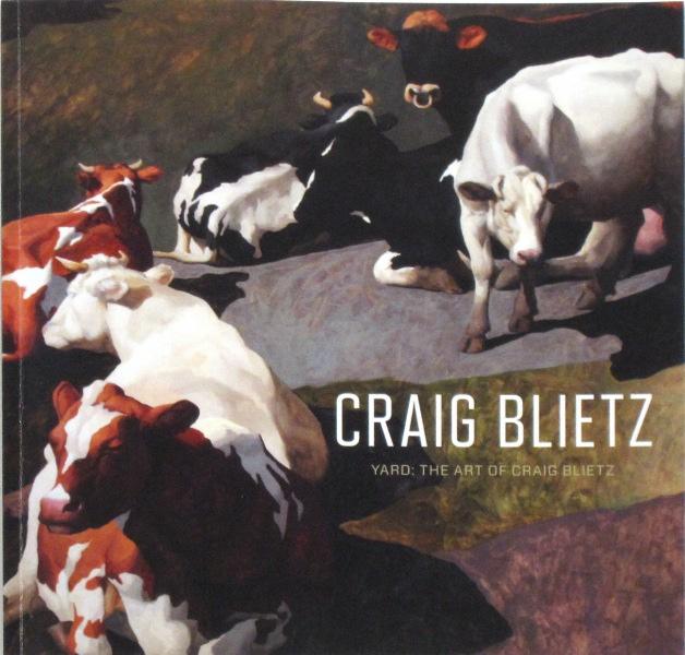 """The Yard: The Artwork of Craig Blietz"""