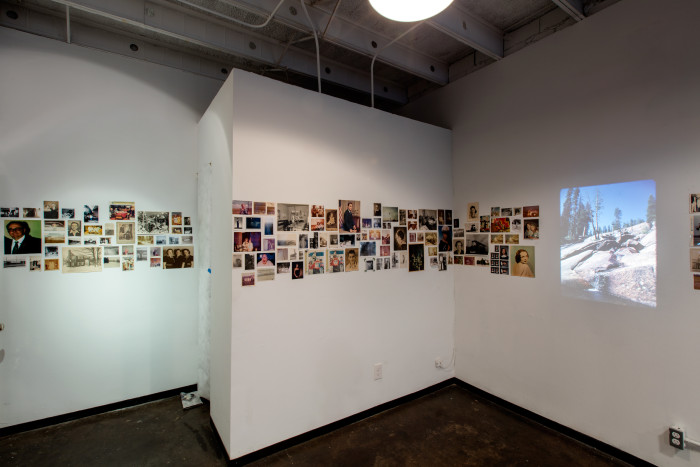 American Dirt. Found photographs by Jeff Ferrell. Organized by Gavin Morrison and Fraser Stables/Atopia Projects at the Reading Room, Dallas.