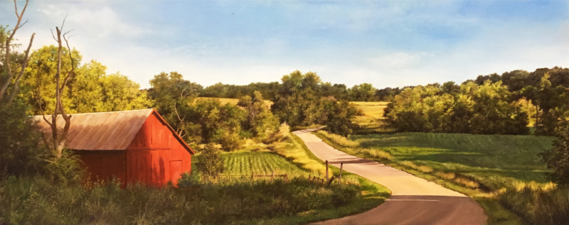 cathy-martin-the-road-home-august-in-wisconsin-oil-on-panel-12x30.5-w.jpg