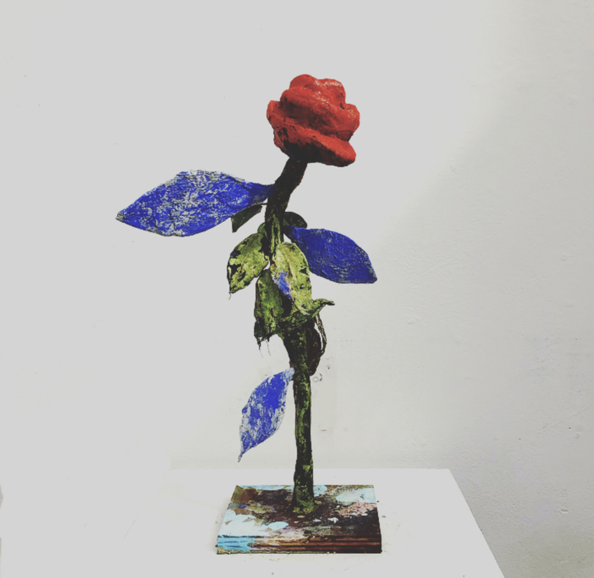 BACHELOR, Mixed Media