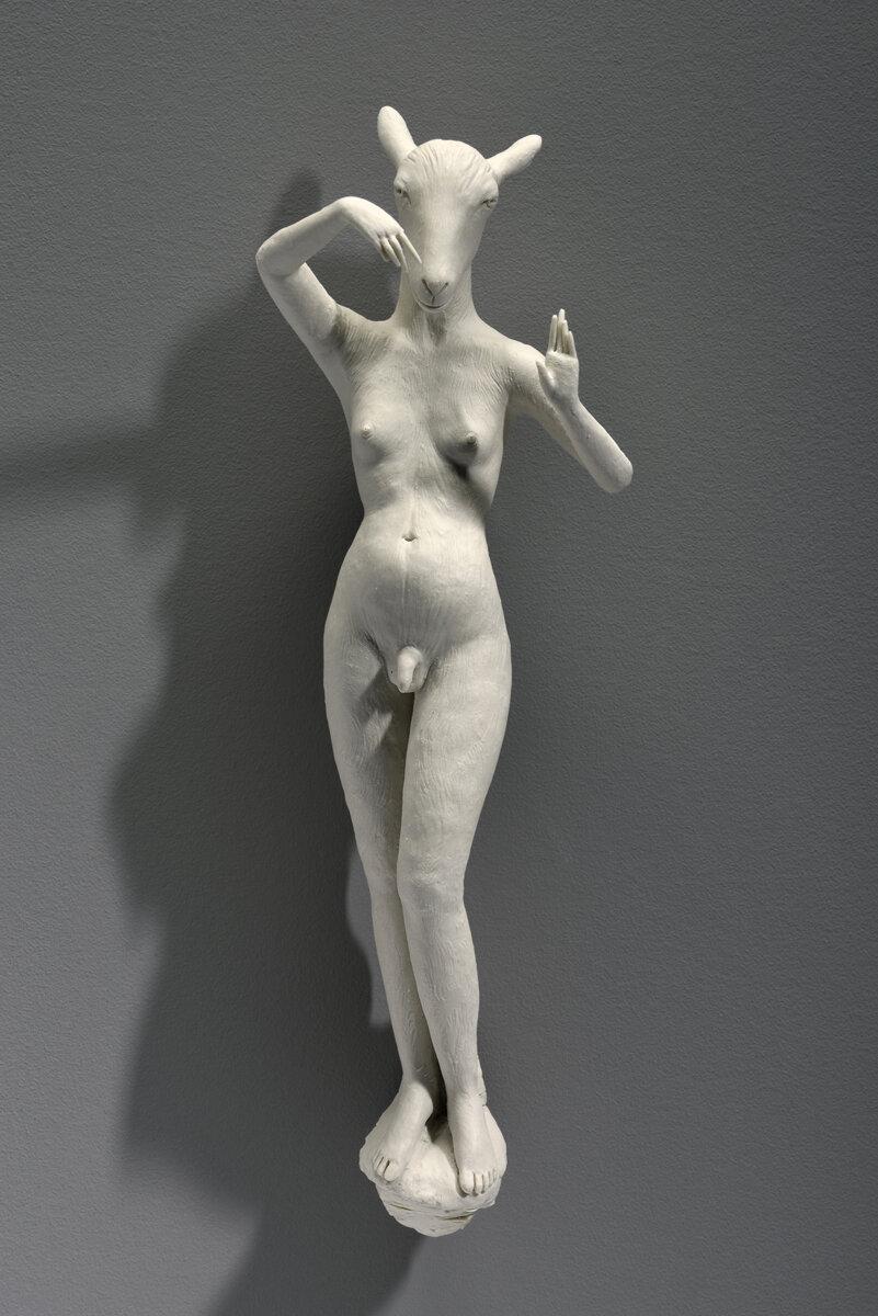 """VENUS, Porcelain, 12 x 3 x 3"""""""