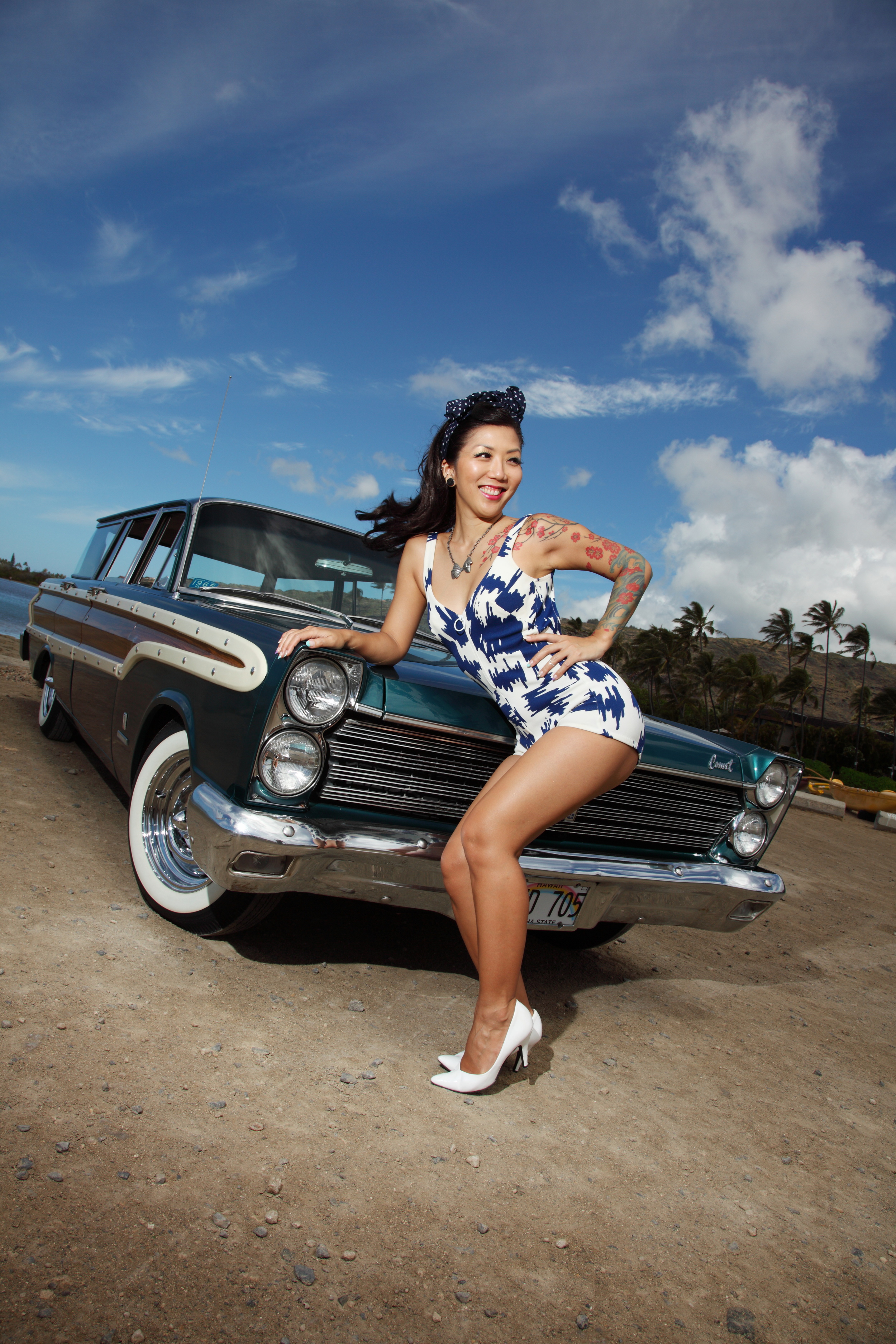 Photo by Eugene Hopkins for Island Greaser