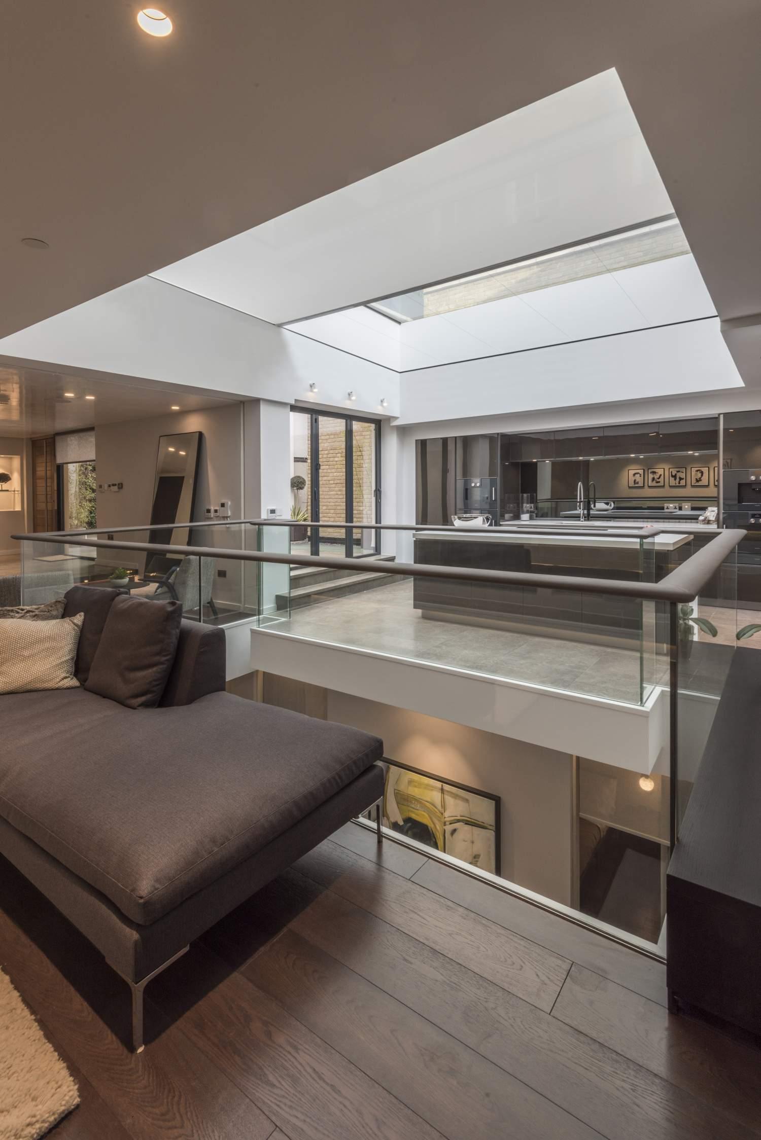Concealed Rooflight Blinds
