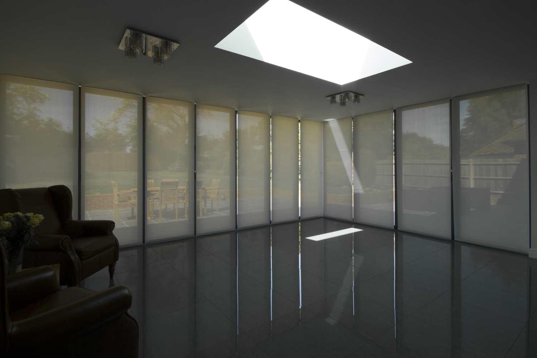 Bi-folding doors from inside - Blinds 100.jpg